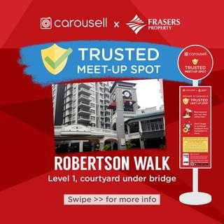 Trusted Meet-Up Spot: Robertson Walk