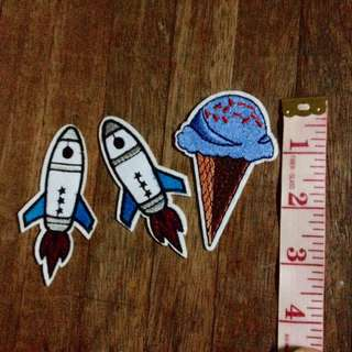 PATCHES: Assorted