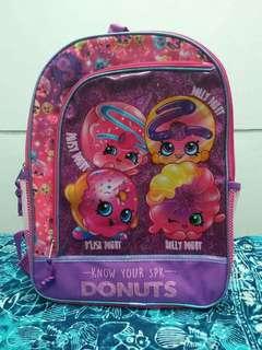Shopkins Kiddie Backpack