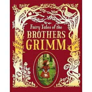 ☺ [ Brand New ] Fairy Tales of the Brothers Grimm (Hardcover)