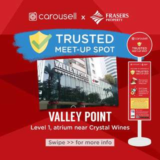 Trusted Meet-Up Spot: Valley Point