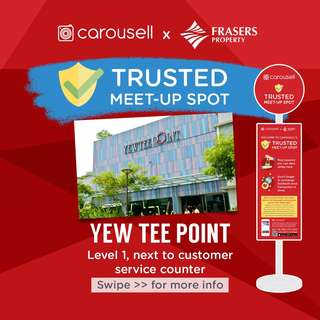 Trusted Meet-Up Spot: Yew Tee Point