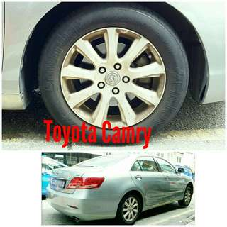 Tyre 215/60 R16 Membat on Toyota Camry 🐕 Super Offer 🙋‍♂️