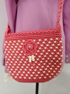 Handmade bag from China #OCT10