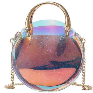 The holographic bag