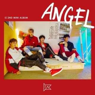 [ IZ ] Mini Album Vol. 2 - ANGEL