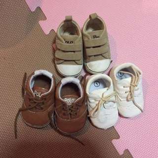 0-6 mos baby boy shoes
