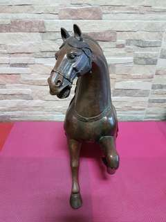 Antique Bronze Horse