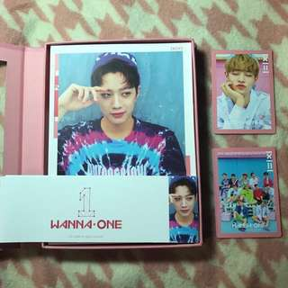 Wanna One To Be One Albums