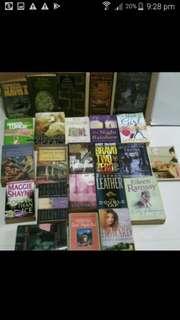 Part 2b cheap novel book adventure romance suspense thriller drama popular novel book