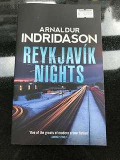 Reykjavik Nights #blessing