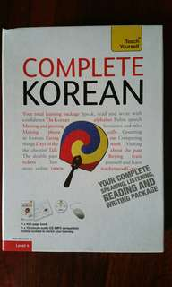 TeachYourself - Complete Korean