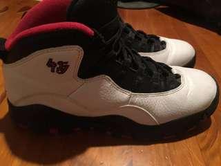 Nike Air Jordan 10 X double nickel 45