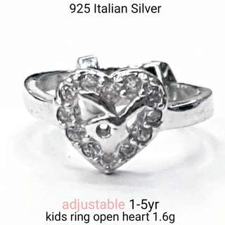 Kids Pure Silver Rings