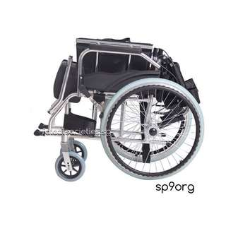 Small Compact Self Propelled Wheelchair Foldable Brand New