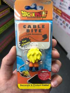 Cable bite / for iPhone / dragon ball / one piece