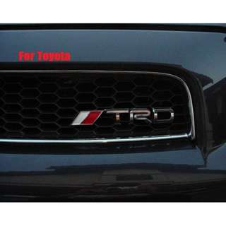 Toyota TRD Grill Badge
