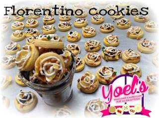 Yoel's florentino cookies