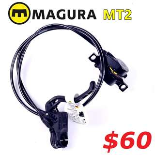 Magura MT2 Hydraulic Disc Brake (One Side Only)--------  (Magura MT2 MT4 MT5 MT5e MT6 MT7 MT8 Trail XTR M9020 XT M8020 M8000 M785 SLX M7000 M675 M315 ) DYU