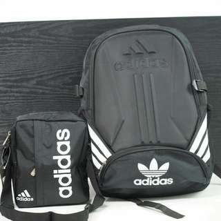 SET ADIDAS 2 IN 1  ( LIMITED STOCK )