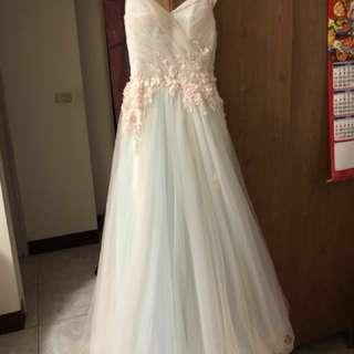 仙氣婚紗禮服