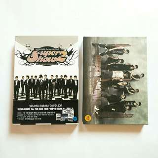 super junior super show dvd