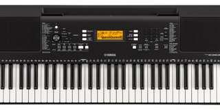 Keyboard Yamaha PSR E363 ( Kredit )