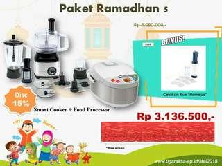 Paket ramadhan