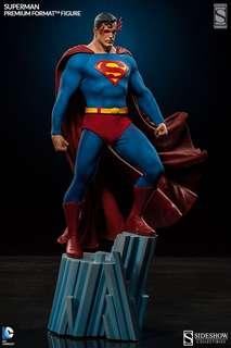 Sideshowtoy Exclusive Superman