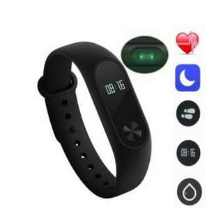 MI band2 smart bracelet heart rate monitor wristband
