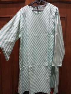 Free ongkir * Blouse blus muslim panjang