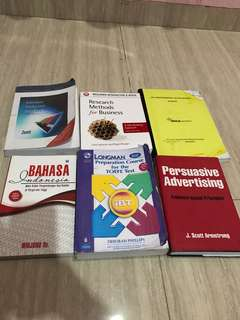6 buku Marketing Communication