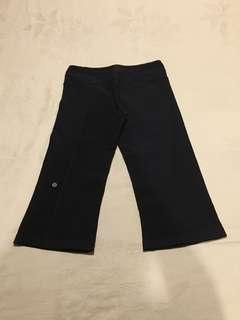 Lululemon Athletica Capri Pants (reversible)