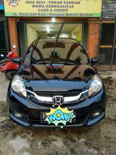 Honda Mobilio type E 2016 Manual