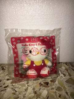 Hello Kitty Plushies Bookmark
