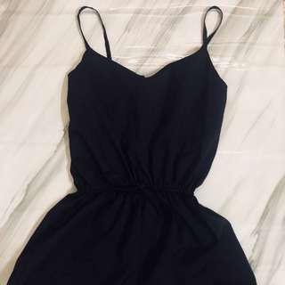 Black Jumpsuit & Romper