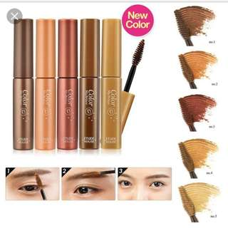 Etude House Color My Brows #1