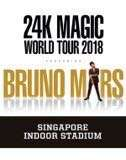 Bruno mars ticket x 2 (CAT 2)for sale, 7th May 2018