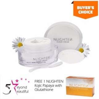 Nlighten day and night cream
