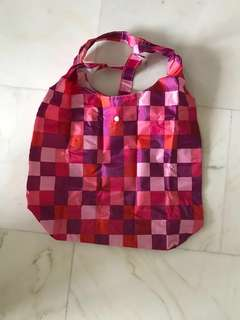 Environment bag recycle cloth bag shopping tote