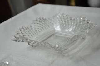 Glass plates, 3 pcs