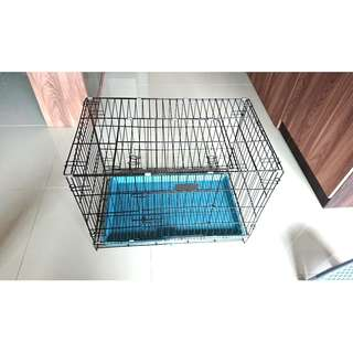 🚚 Pet Cage 2.5 feet Dog Cat Rabbit