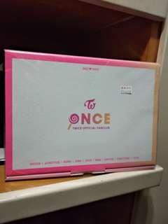 Twice 會員禮包(沒有會員卡)