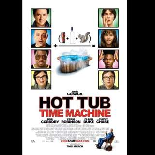 [Rent-A-Movie] HOT TUB TIME MACHINE (2010)