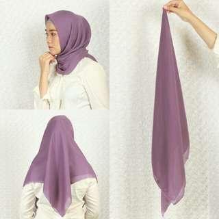 Polycotton (violet)