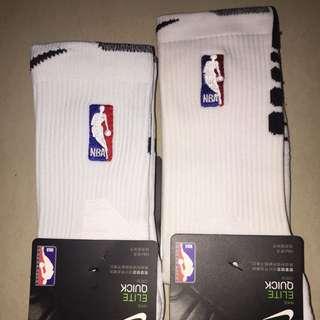 NBA nike elite socks