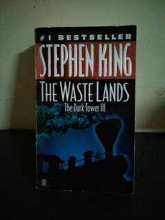 The Dark Tower III (The Waste Lands)