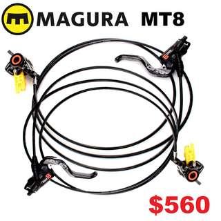 MAGURA MT8 Carbon 2018 Disc Brake---------  (Magura MT2 MT4 MT5 MT5e MT6 MT7 MT8 Trail XTR M9020 XT M8020 M8000 M785 SLX M7000 M675 M315 ) DYU
