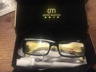 眼鏡,全新,眼鏡大師