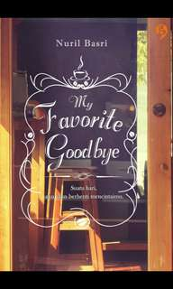 Ebook : My Favorite Goodbye - Nuril Basri